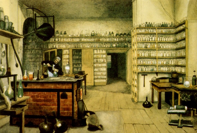 Michael Faraday's appeal for scientific humility