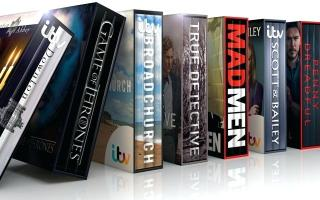 Boxed Sets, Binge-Watching and Bible Stories
