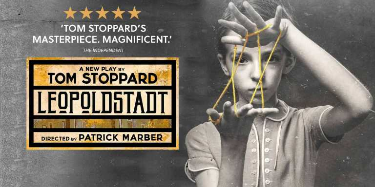 Anti-Semitism in the UK: 4. Stoppard views the century from Leopoldstadt