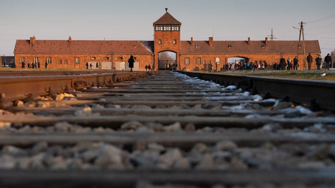 Anti-Semitism in the UK: 1. 75 years after Auschwitz…