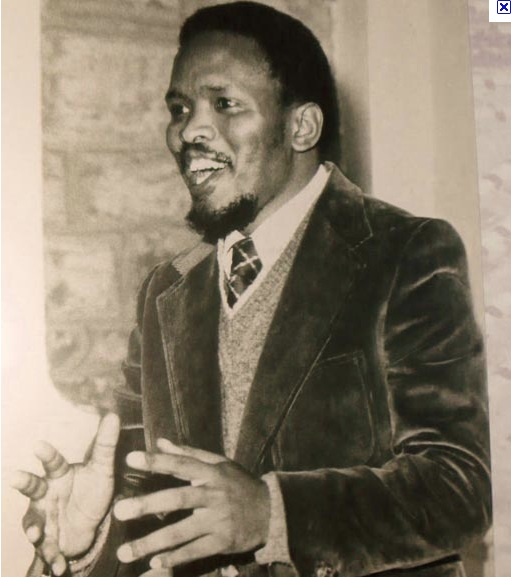 Steve Biko speaking