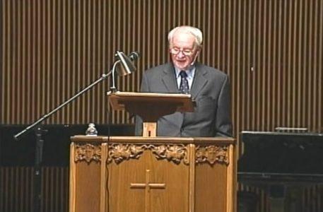 JRWS speaking at Taylor