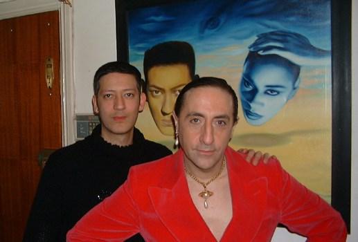 Mark & Philip Sallon