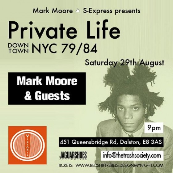 Private Life Party August 2015