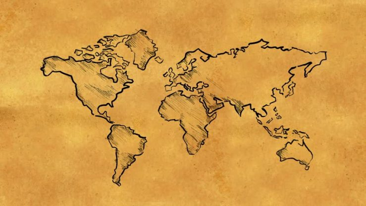 World Map adventure