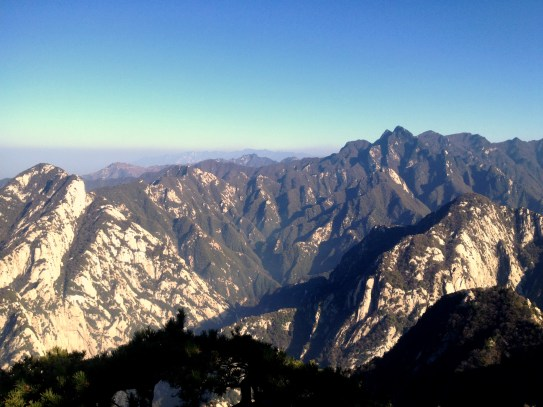 China Mount Hua My Adventure