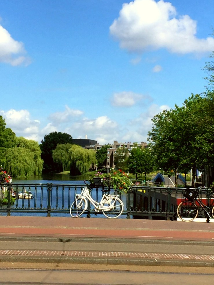 Amsterdam Canal Mark My Adventure