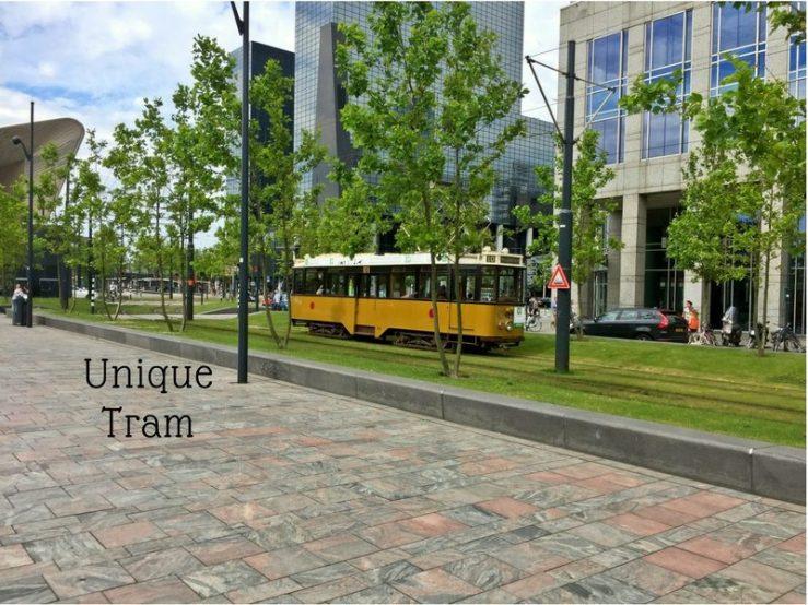 Tram Mark My Adventure