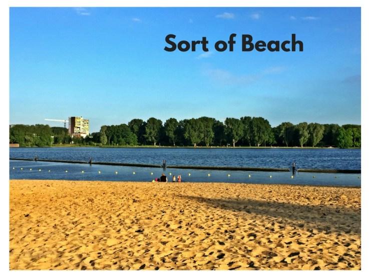 Sort Of Beach Amsterdam