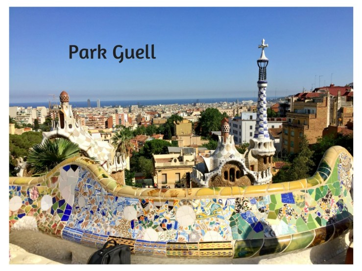 Barcelona travel guide Mark My Adventure