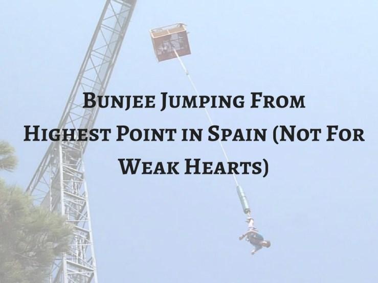 Bunjee Jumping