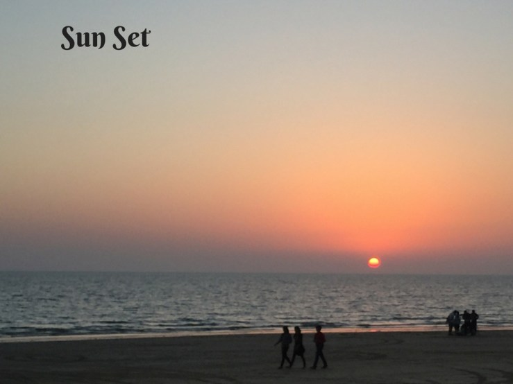 Sun Set Mandvi
