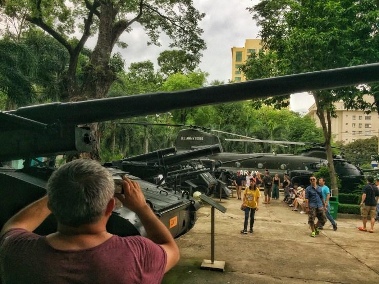 War Remnant Ho Chi Minh