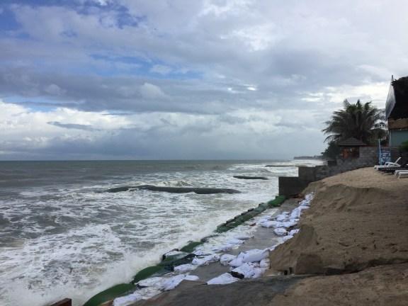 Concrete Beaches Of Mui Ne