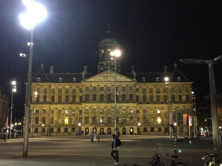 Amsterdam Station Mark My Adventure