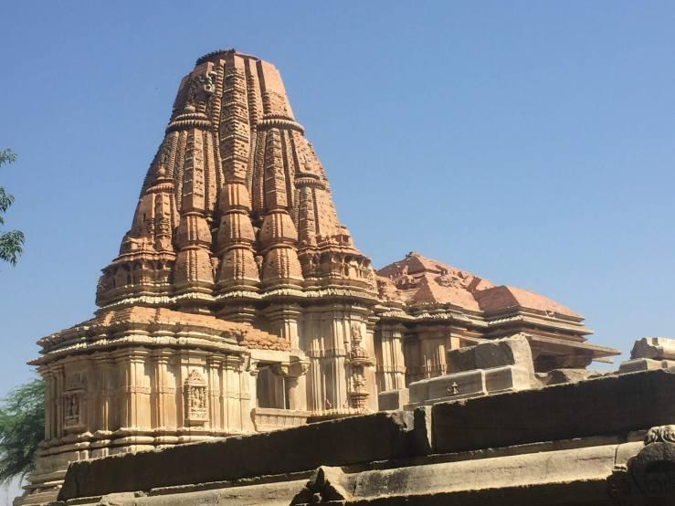 Eklanji Temple Udaipur Mark My Adventure