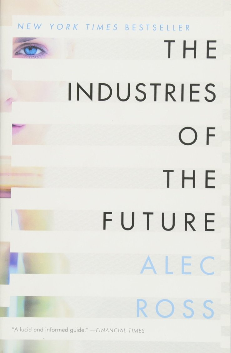 The Industries of The Future Book Review