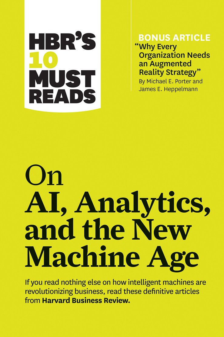HBR 10 Best Reads AI Book Review