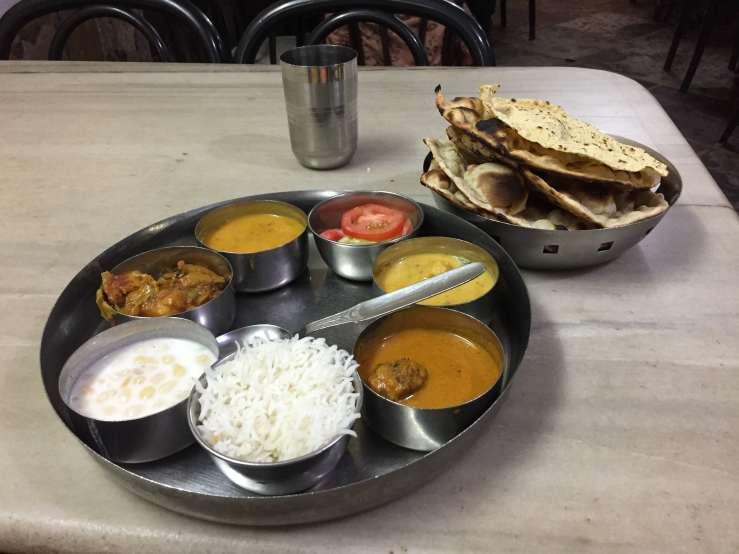 Chottiwala Mini Thali