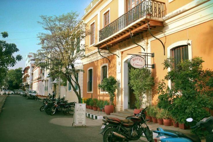 Palais De Mahe Pondicherry