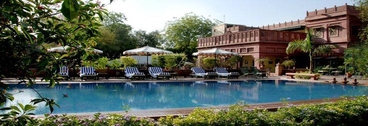 Ratan Vilas Luxury Hotel In India