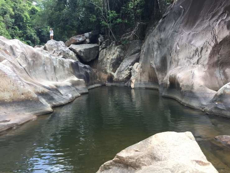 Cliff Jumping Nha Trang Mark My Adventure