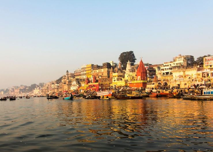 Varanasi Mark My Adventure