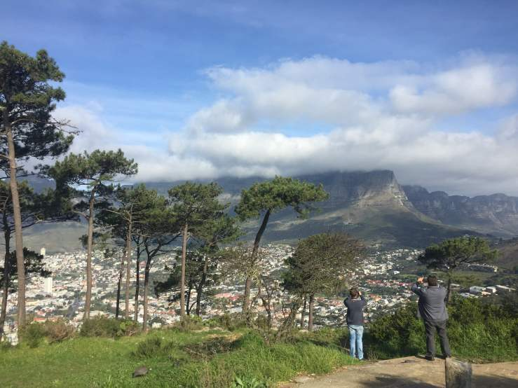 Table Mountain (Cape Town Travel Guide)