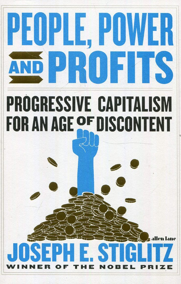 People Power & Profits Book Review