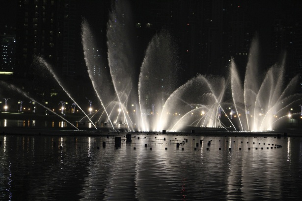 Dancing Fountain Show Dubai Mark My Adventure