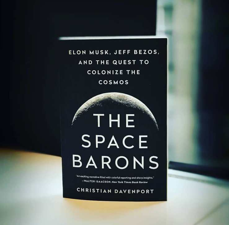 The Space Barons Book Review