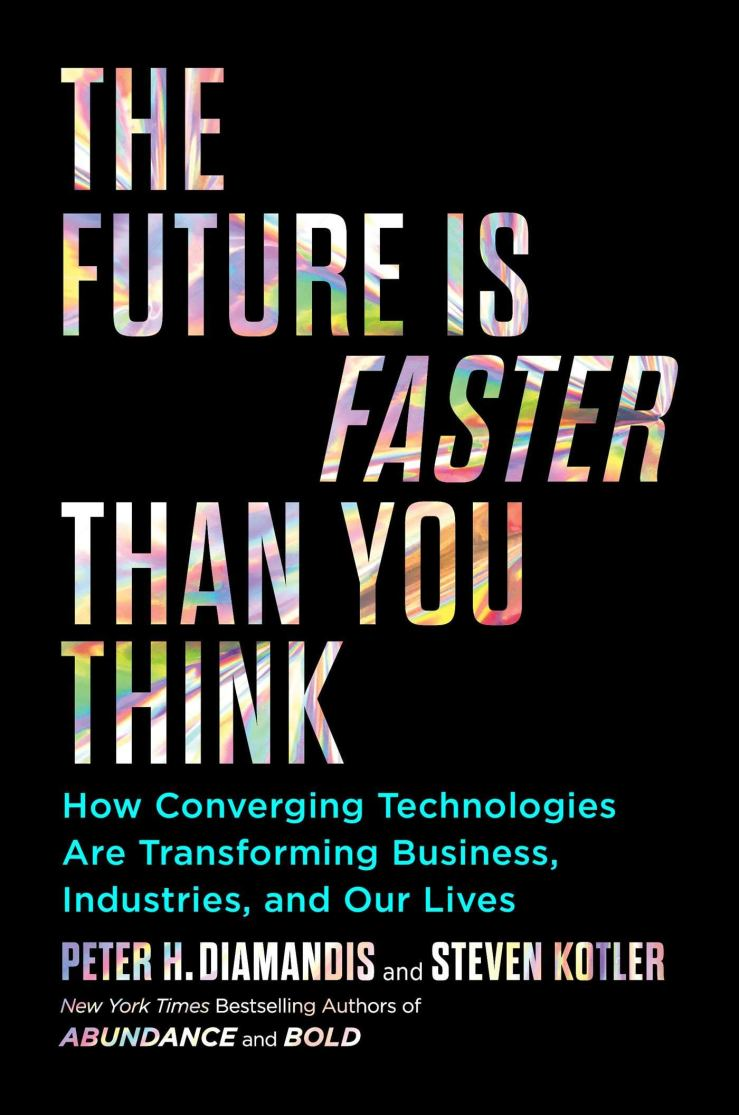 The Future Is Faster Than You Think Book Review