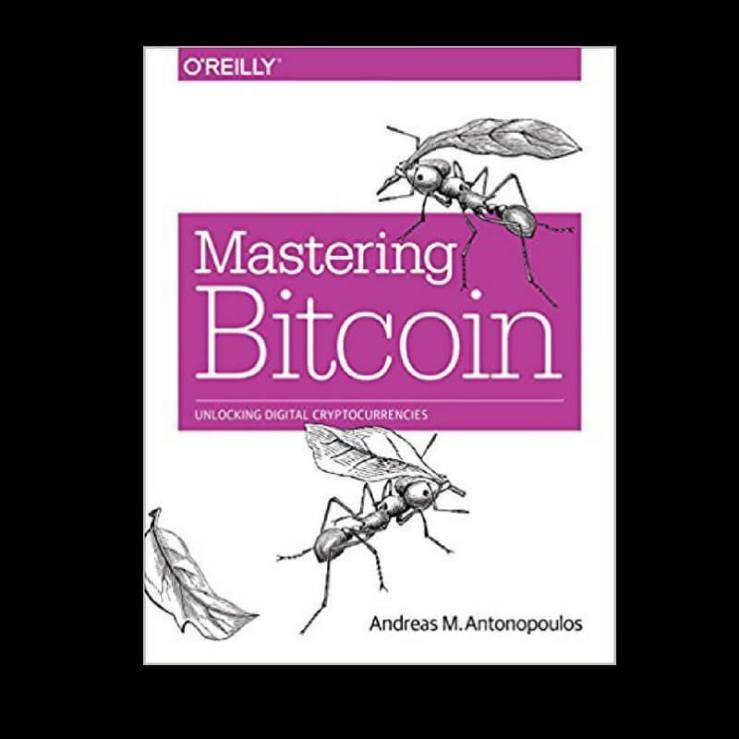 Mastering Bitcoin Mark My Adventure