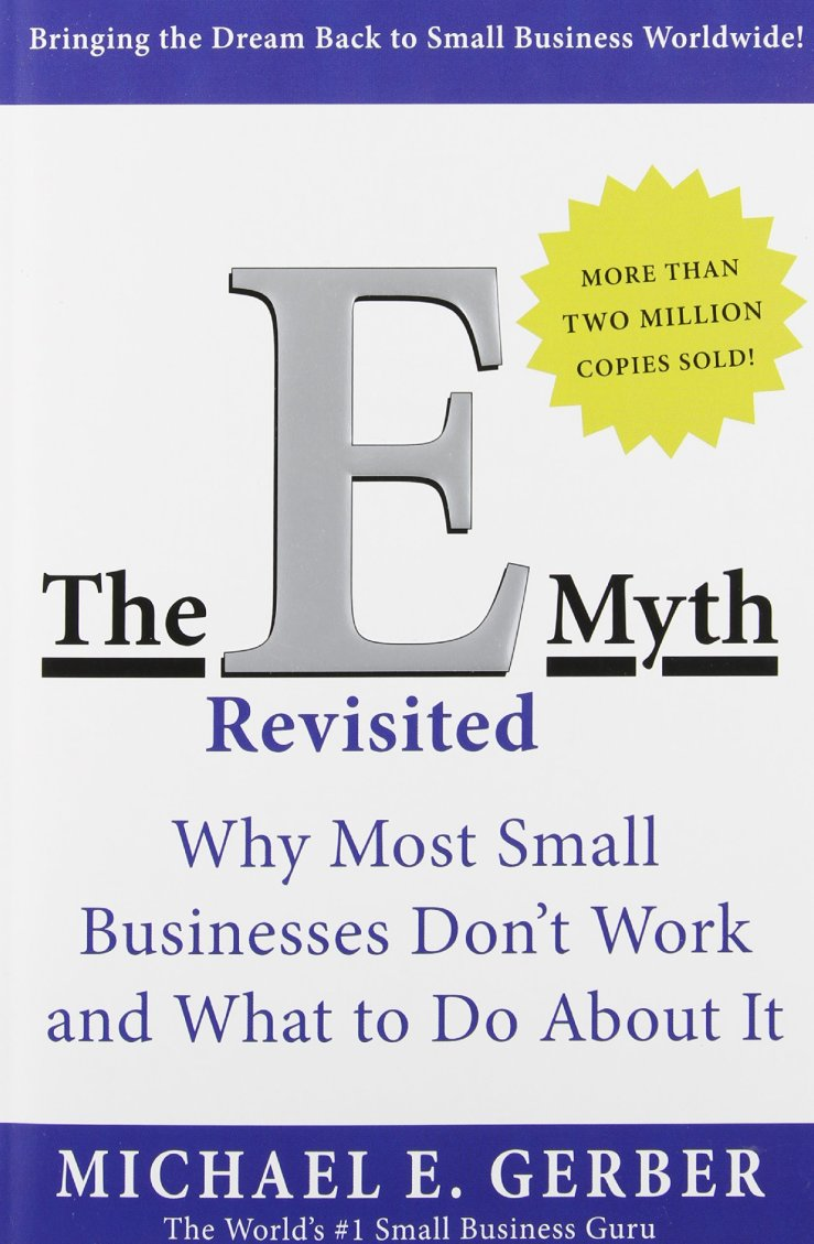 E Myth-Revisited Book Review