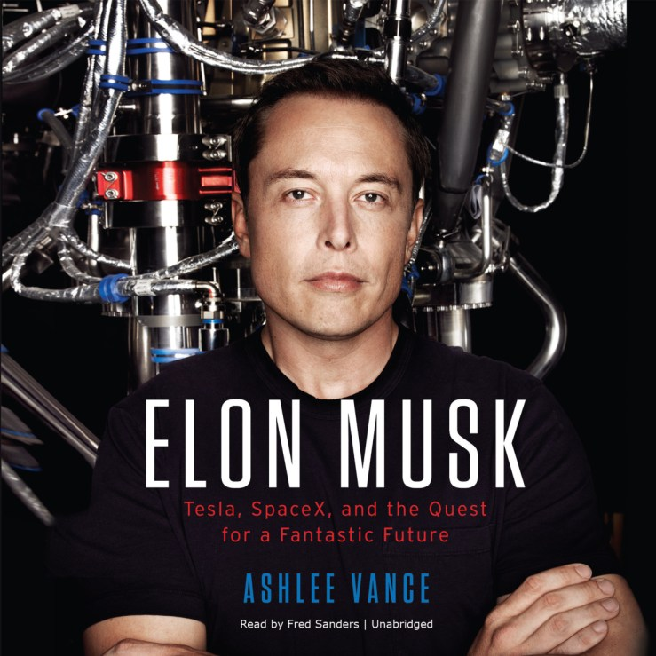 Elon Musk Book Review Mark My Adventure