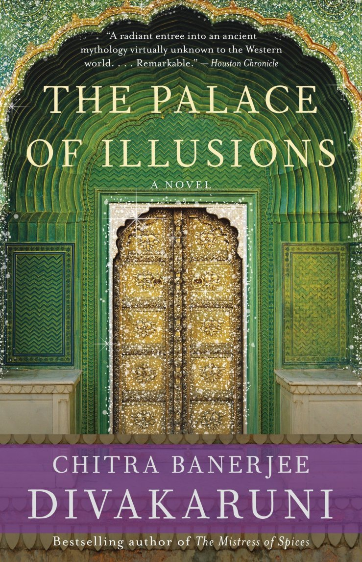 The palace of illusions Mark My Adventure