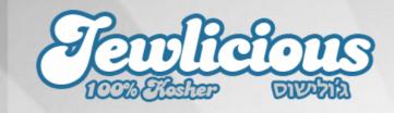 Jewlicious Blog Logo