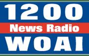 Mark Naseck Big Broth Big Sister Program WOAI Radio 1200 Logo