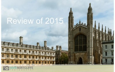 2015 Review of the  Year