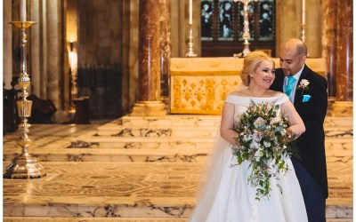 Charlotte and Joe // Wedding Day // Peterborough Cathedral