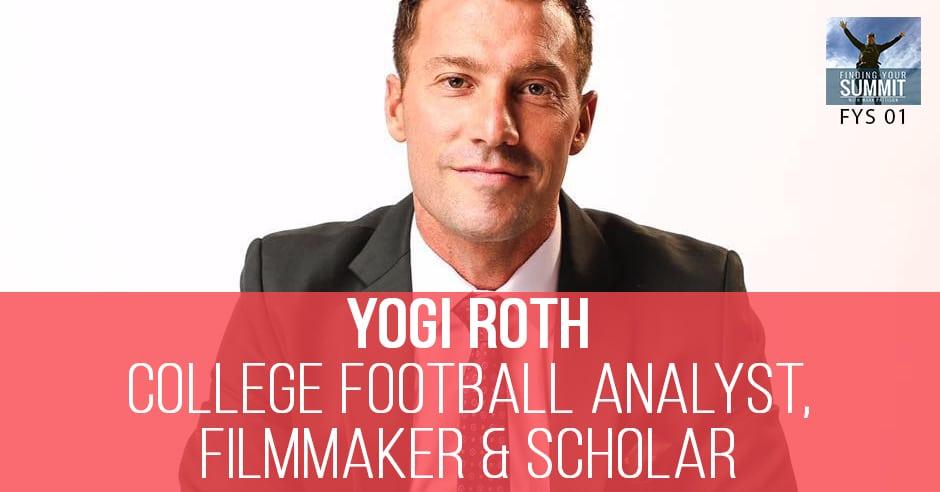 FYS 001 | College Football Analyst