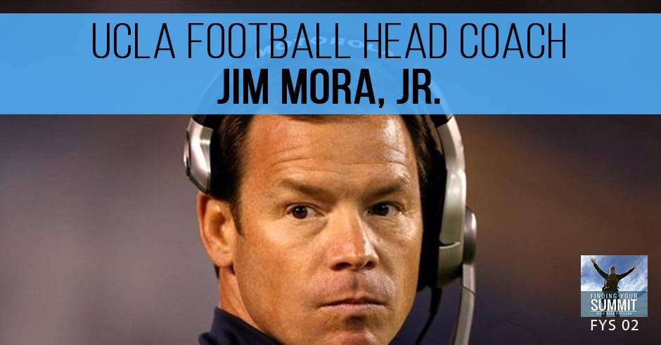 FYS 02 | Jim Mora Jr