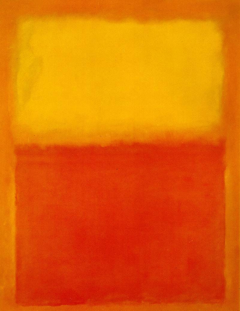 Image result for mark rothko paintings