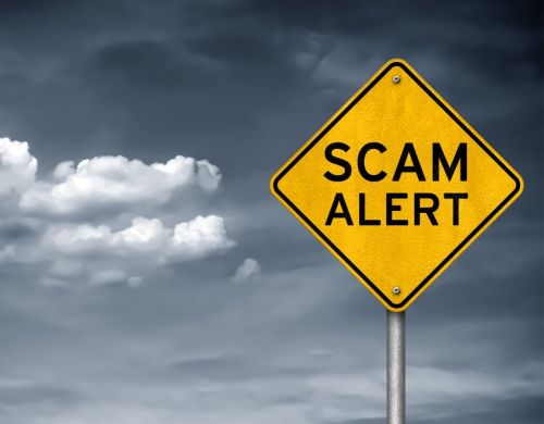 Alert - Trademark Scams