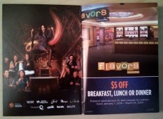 Flavors Buffet Coupon