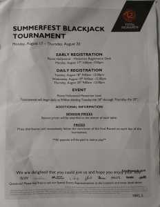 summerfest blackjack 2015