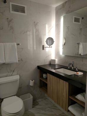 Main bathroom view