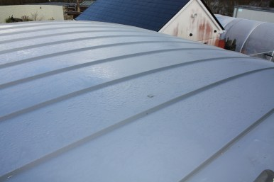 TATA Urban ColorCoat roof detail
