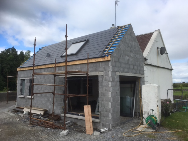 New windows & doors throughout with rooflit mezzanine