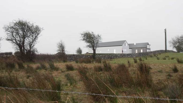 New architect designed house sligo roscommon mayo
